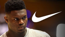 Nike Scrambling to Figure Out What Caused Zion Williamson Shoe Fail