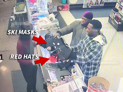 Brothers in Jussie Smollett Case Caught on Cam Buying Ski Masks, Grand Jury Convenes
