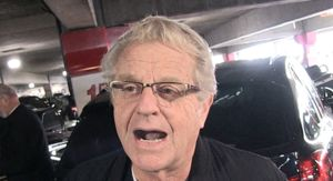 Jerry Springer Says Jussie Smollett Should've Worked for a Pay Raise