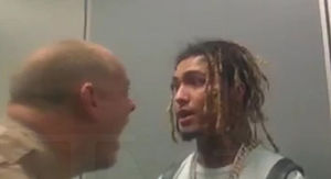 Lil Pump's Shouting Match with Cops on Body Cam Under Review by Miami PD