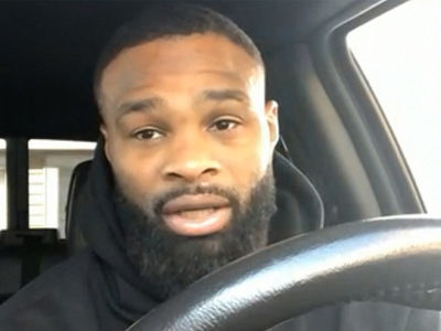 Tyron Woodley Tried to Fight Georges St-Pierre, GSP Shot Me Down