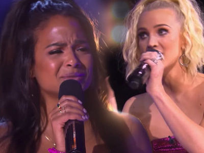 Ashlee Simpson and Christina Milian TRASH Each Other's Careers 'Drop the Mic' Battle