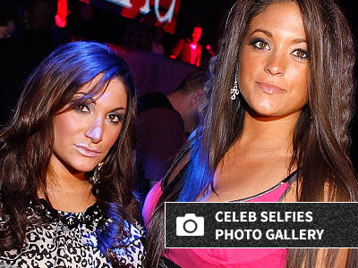 Sammi 'Sweetheart' Meets Deena's Baby -- See the Sweet 'Jersey Shore' Reunion!