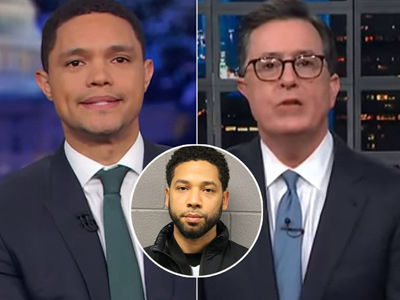 How Late Night Joked About Jussie Smollett Controversy: 'Has He Never Heard of a Sex Tape?'