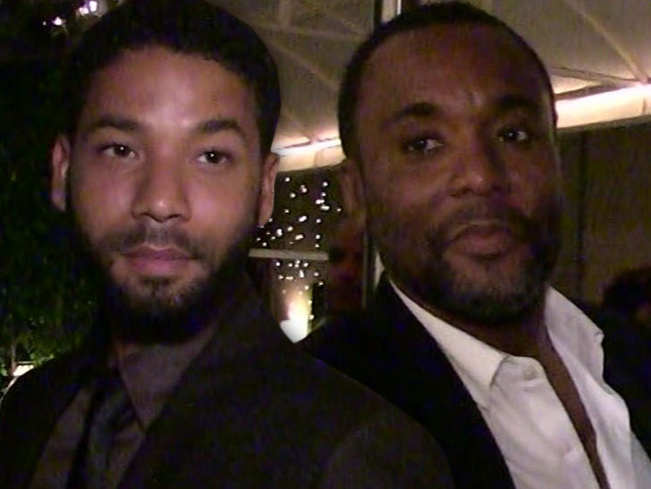 Jussie Smollett May Have Concocted Hoax After Attack on Lee Daniels' Gay Cousin