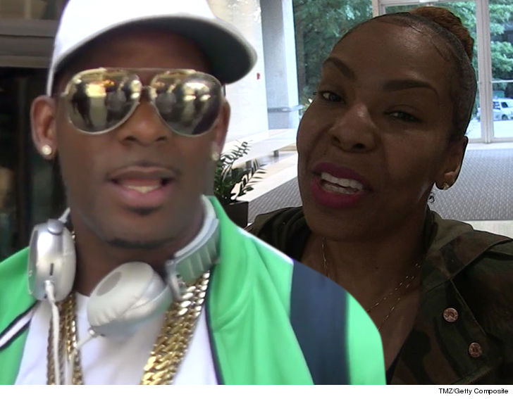 R. Kelly's Ex-Wife Goes After Him for Nearly $200k in Back Child Support