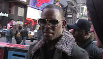 R. Kelly Fears There's No Way Can He Get a Fair Trial