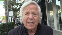 Robert Kraft Prostitution Sting, Cops Have Graphic Video From Inside Spa