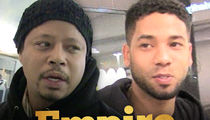 Terrence Howard Had Meltdown on 'Empire' Set, Confronted Jussie Smollett