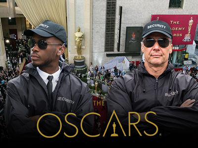 Oscars Rolling Out Massive Police Presence to Prevent Terrorism, Stunts