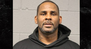 R. Kelly Turns Himself and Mug Shot Released After Sexual Abuse Arrest