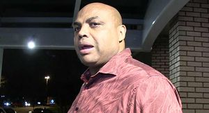 Charles Barkley Says Jussie Smollett Did Great Damage to Black, LGBT Causes
