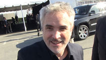 Alfonso Cuaron Weighs In On His Chances to Win at the Oscars