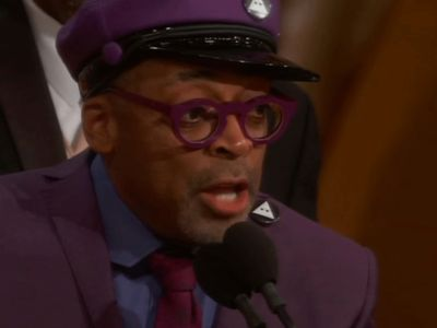 Spike Lee Tells Voters to 'Do the Right Thing' in 2020 After Oscars Win