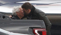 Tom Brady and Robert Kraft Hug It Out Amid Prostitution Case