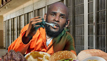R. Kelly Ate Well During Weekend in Jail