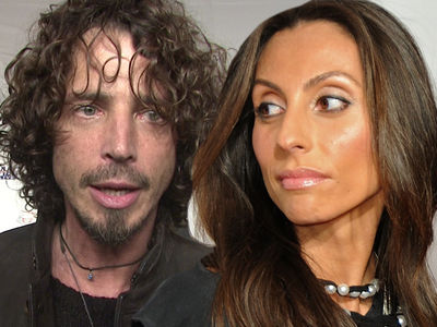 Chris Cornell's Widow Speaks to Congress About Opioid Crisis and Addiction
