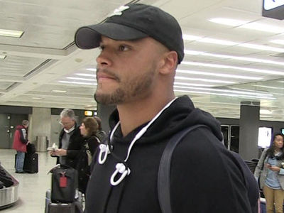 Dak Prescott's Pit Bull Dog Attacks Neighbor, Quarantined