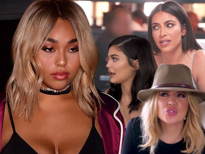 Jordyn Woods Has NDA And May Have Crossed Kardashians On 'Red Table Talk'