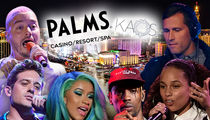 Travis Scott, Cardi B Headline New Palms Club KAOS
