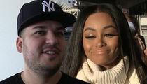 Rob Kardashian, Blac Chyna Settle Dream Custody Case