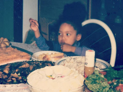 Guess Who This Foodie Female Turned Into!