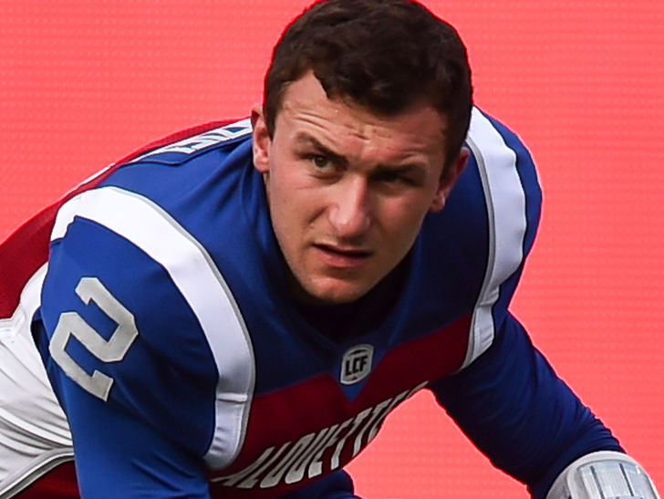 Johnny Manziel Banned By CFL for Violating Contract, Cut By Alouettes