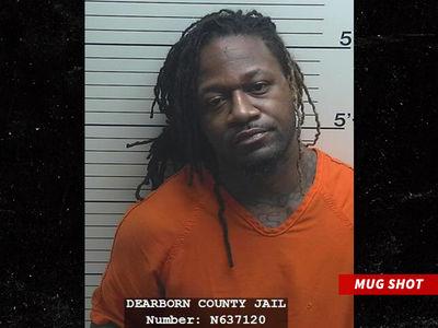 Pacman Jones Casino Arrest Details, 'I Will Kill You, Suck My D*ck'