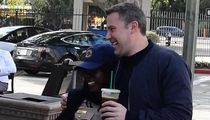 Ben Affleck Hugs Parking Enforcement Officer After Getting 2 Tickets