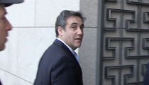 Michael Cohen Arrives at Capitol to Speak Before Congress About Trump