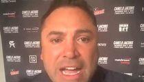 Oscar De La Hoya Rips Floyd Mayweather, Don't Tamper with Ryan Garcia!