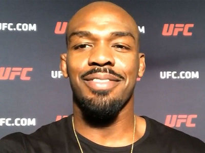 Jon Jones 'Has a Feeling' He'll Fight Israel Adesanya