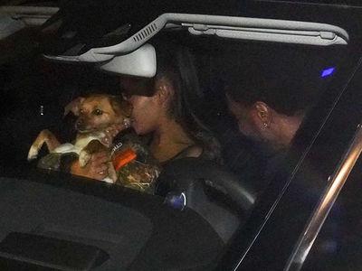 Ariana Grande and Big Sean Reunite in L.A.
