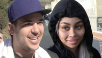 Rob Kardashian & Blac Chyna On Speaking Terms Again for Dream