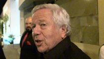 Robert Kraft Pleads Not Guilty In Prostitution Case