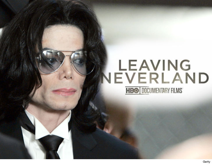 HBO Threatened Over Molestation Insinuation in Michael Jackson