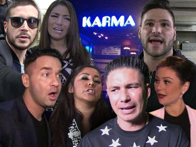 Karma Club from 'Jersey Shore' Files for Bankruptcy