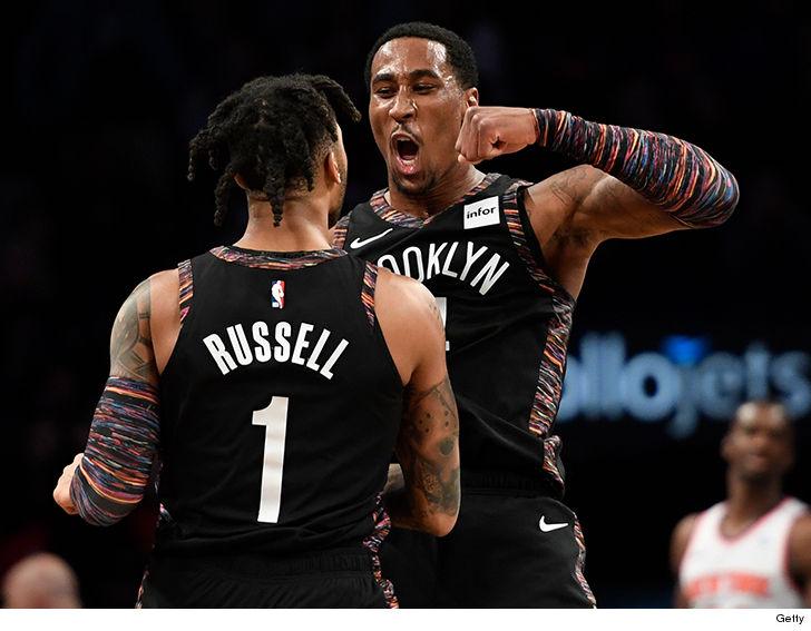 Brooklyn Nets Double Down on Biggie Jerseys Despite Coogi Lawsuit