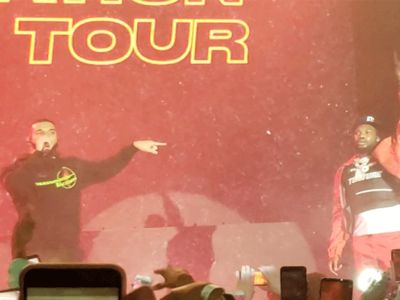 Drake Joins Meek Mill on Tour and Gives Him Ultimate Shout-Out