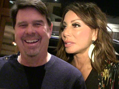 Danielle Staub's Ex Suggests She's Getting Remarried Already for Money