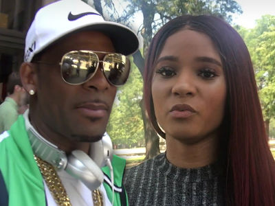 R. Kelly Welfare Check Canceled, Feds Want Joycelyn Savage's Family to Wait