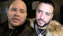 Fat Joe, French Montana Sued Over 'All The Way Up'