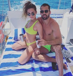 Jessie James and Eric Decker's Cabo Vacation