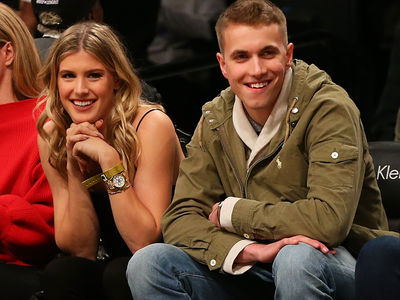 Genie Bouchard's Super Bowl Bet Date to Become Movie