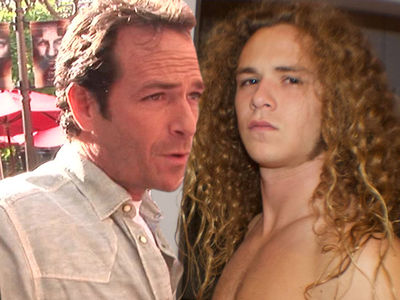 Luke Perry's Son Jack 'Jungle Boy' Perry Pulls Out of Wrestling Show
