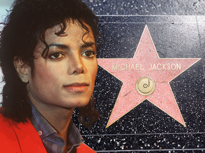 LAPD Watching Michael Jackson's Hollywood Walk of Fame Star Like a Hawk