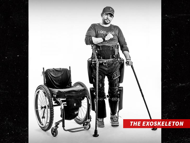L.A. Marathon Paralyzed Man Aiming for History