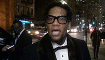 D.L. Hughley Says Society Gave Michael Jackson a Pass Because of His Talent