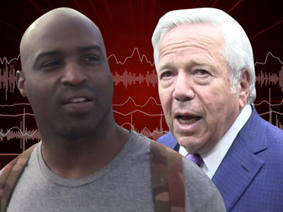 Ricky Williams on Robert Kraft, 'Sometimes It's Just Better to Pay For It'