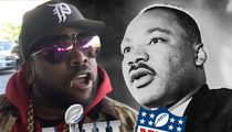 Big Boi Partners with NFL to Make $100k Donation to MLK Center